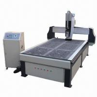 Buy cheap CNC Router, 130 x 250cm Engraver Size, Integrally Cast Body, Linear Guiding Rail, Brushless Spindle from wholesalers