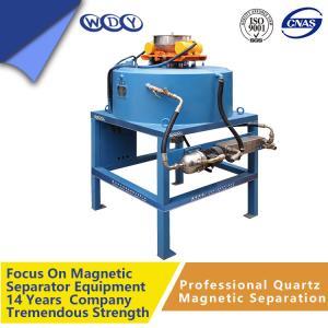 China Rare Earth Drum Type Magnetic Separator Non Ferrous Metal Separator on sale