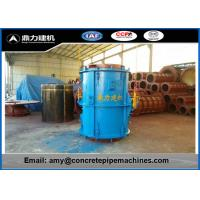 Buy cheap 380V / 50HZ High Density Concrete Manhole Machine OEM / ODM Available from wholesalers