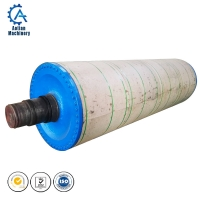 Wholesale Paper Machine Blind Drilled Press Roll for toilet paper machine from china suppliers