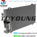 Buy cheap auto air conditioner condenser Fiat freemont 2013 car ac condenser / auto ac condenser from wholesalers