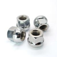 Buy cheap Stable Performance Acura Car Accessories , Car Lug Nuts Steel Construction from wholesalers