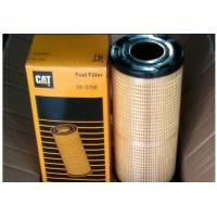 Buy cheap Paper Media Caterpillar Fuel Filters , Heavy Duty Filters For Truck Generator from wholesalers