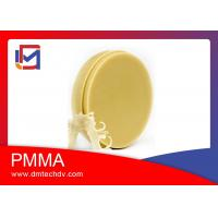 Buy cheap Dental acetal Resin material CAD CAM PMMA block for based restorative from wholesalers