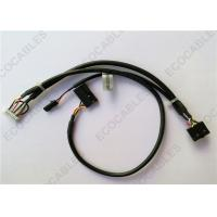 Shielded Cash Harness With MOLEX 50579402 For Countertop Model Manufactures