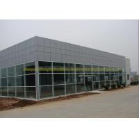 Buy cheap Frame Steel Structure Multi Storey Pre Engineered Steel Buildings For Project from wholesalers