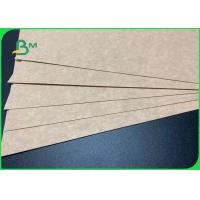 Buy cheap Food Grade & Greaseproof PE Coated Kraft Paper For Pakaging Fast Food 300g 325g from wholesalers