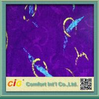 Anti - Static Auto Upholstery Fabric with Polyester Printing Jacquard Manufactures