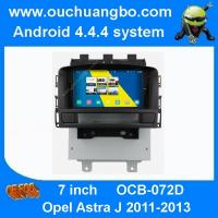 Buy cheap Ouchuangbo android 4.4 Opel Astra J 2011-2013 audio DVD radio 1024*600 BT SD canbus S160 from wholesalers