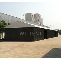 Buy cheap Heavy Duty Temporary Warehouse Marquee Metal Steel Black Plates Walls from wholesalers