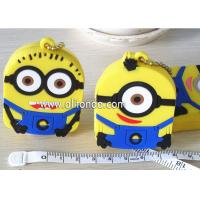 Wholesale OEM Colorful Plastic Tape Measure Tapeline/measure tape with promotion gift from china suppliers