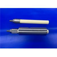 China Ceramic Dosing Piston with Guide Edge for Food-processing and Pharmaceutical Industries on sale