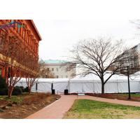 Buy cheap White Aluminum Luxury Large Marquee Wedding Tent For Outdoor from wholesalers