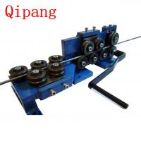 Buy cheap Automatic Copper Tube Straightening Machine Professional High Productivity from wholesalers