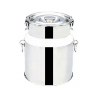 Buy cheap Non Magnetic SS201 5 Litre Milk Container Rust Resistance from wholesalers