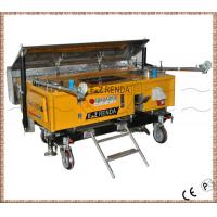 Buy cheap Plaster Rendering Machine for Gypsum Wall 1200mm Plastering Trowel from wholesalers