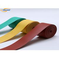 Buy cheap PE Medium Voltage Heat Shrink Tubing , High Strength Flexible Insulated Tubing from wholesalers