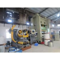 Buy cheap High Speed Sheet Metal Straightener Material Stamping Punch Feeder Machine from wholesalers