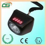 Buy cheap Industrial Wireless 1 Watt Caving Headlamp , Cordless Mining Lights High Power from wholesalers