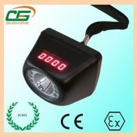 Waterproof Cordless Industrial LED Mining Light 240V AC With Rechargeable Battery