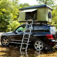Buy cheap SUV NISSAN TOYOTA PRADO Universal ABS 4x4 Hard Top Roof Tent from wholesalers