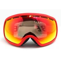 Buy cheap Frameless OTG Ski Goggles With Interchangeable Lenses UV400 Protection from wholesalers
