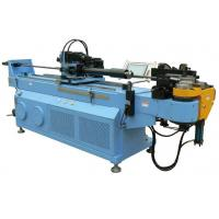 Buy cheap High Efficiency Automated Hydraulic CNC Tube Bender Machine 150mm 4.2 kw from wholesalers