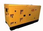 Buy cheap 50Hz / 60Hz Soundproof Generator 48KW / 60KVA Diesel Generator With Cummins Engine from wholesalers