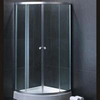Buy cheap Glass Complete Shower Enclosure/Shower Room/Shower Cabin with Aluminum Frame/Tempered Glass from wholesalers