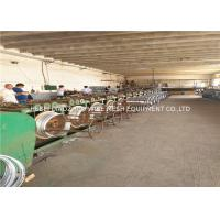 Buy cheap Automatic Electro Wire Galvanizing Line , Galvanized Wire Making Machine from wholesalers