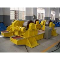 Buy cheap 330000 Ibs US Pound Conventional Welding Rotator Use ABB Inverter Change Linear Speed from wholesalers