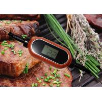 Buy cheap Long Range Wireless Electronic Bbq Thermometer Bluetooth With Double Probe from wholesalers