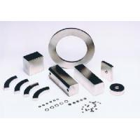 Buy cheap Magnet, Ferrite Magnet from wholesalers