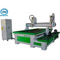 Buy cheap Dual Spindles 4th Axis Rotary Cnc Router Machine With Water Tank For Aluminum Processing from wholesalers