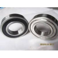 Wholesale High Precision Deep Groove Ball Bearings , C3 C4 C5 Flanged Ball Bearings from china suppliers