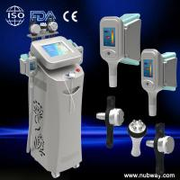 Buy cheap Multi-polar RF Cavitation Cryolipolysis Slimming Machine Strong Sonic Instrument Negative from wholesalers