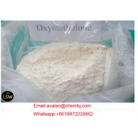 Buy cheap 99% Purity Muscle Building Steroids Oxymetholone / Anadrol CAS 434-07-1 from wholesalers