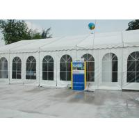 Buy cheap Elegant Square Tube Trade Show Tents Rain Proof High Peak Marquees For Sports Event from wholesalers