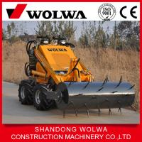 Buy cheap Chinese skid steer loader for sale loading weight 200kg GN380 from wholesalers