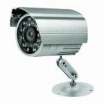 Buy cheap Waterproof IR CMOS Bullet Camera with IR-cut, 480/600TVL, 2.8/3.6/6mm Board Lens from wholesalers