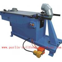 Buy cheap CE Stone Coated Roof Tile Machine For Square Rectangle Downspout / Down Pipe from wholesalers