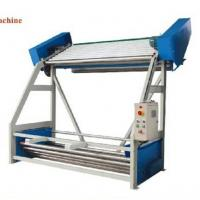 Buy cheap Tensionless inspection & Winding machine  tensionless fabrics inspection machine from wholesalers