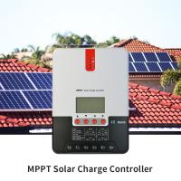 Buy cheap 30A Rv Battery Charge Controller MPPT Solar Regulator 12v 24v For House Use from wholesalers