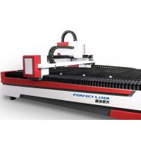 Buy cheap 200w to 2000w metal sheet cutting machine , industrial laser cutting machinery from wholesalers