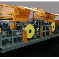 Buy cheap HRC-65 Wire Drawing Machine , Construction Wire Cold Rolling Machine from wholesalers