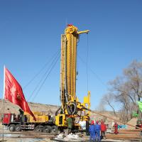 Wholesale Hydraulic Coal Bed Methane Drilling Rig / Coalbed Gas Drilling Rig CMD100 from china suppliers