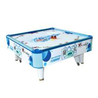 Buy cheap Indoor Sports 4 Person Arcade Air Hockey Table Equipment 110/ 220V from wholesalers