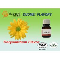 Buy cheap True Chrysanthemum Bakery Cake Types Flavors Liquid 3 Years Shelf Life from wholesalers