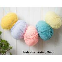 Buy cheap Wholesale crochet yarn cotton /acrylic yarn for hand knitting yarn from wholesalers