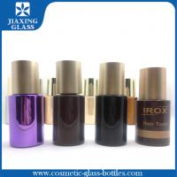 Buy cheap Opaque 35ml 30ml Glass Dropper Bottle Aluminum Fundation Oils Cosmetic Container from wholesalers